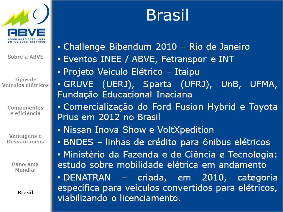 Brasil Challenge Bibendum 2010 – Rio de Janeiro