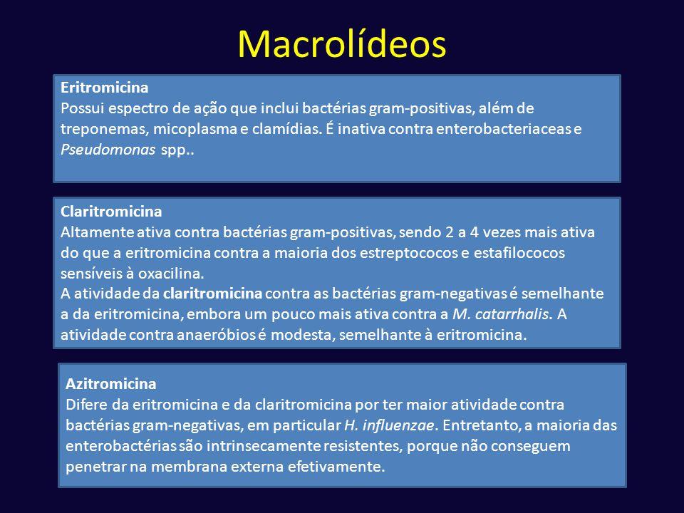 Macrolídeos