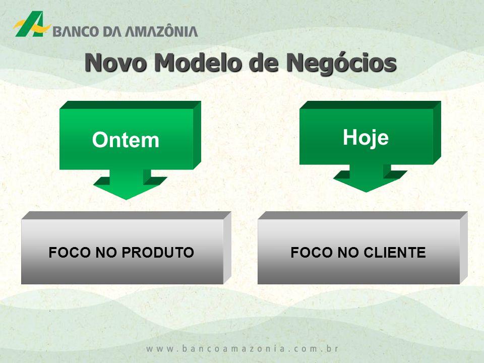 Novo Modelo de Negócios