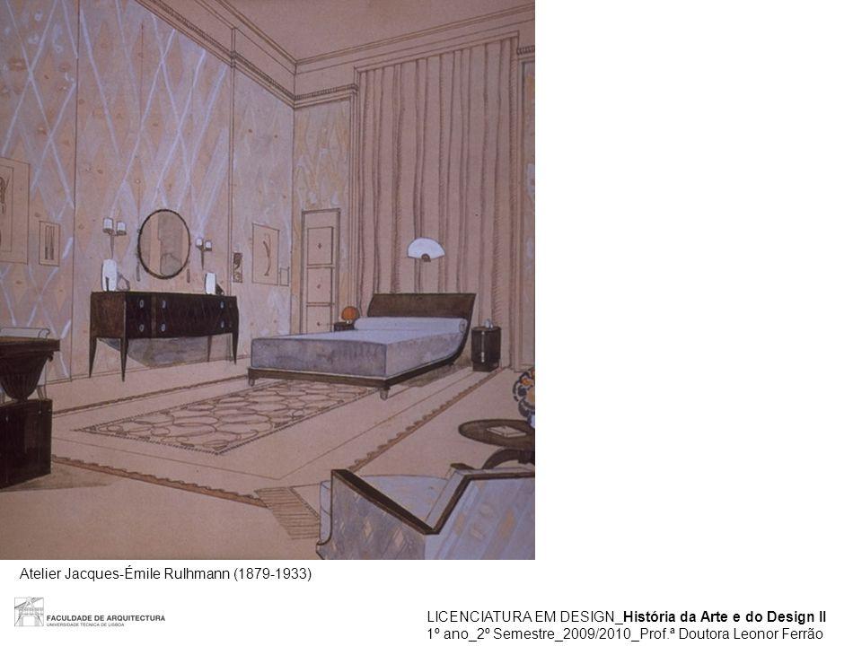 Atelier Jacques-Émile Rulhmann (1879-1933)