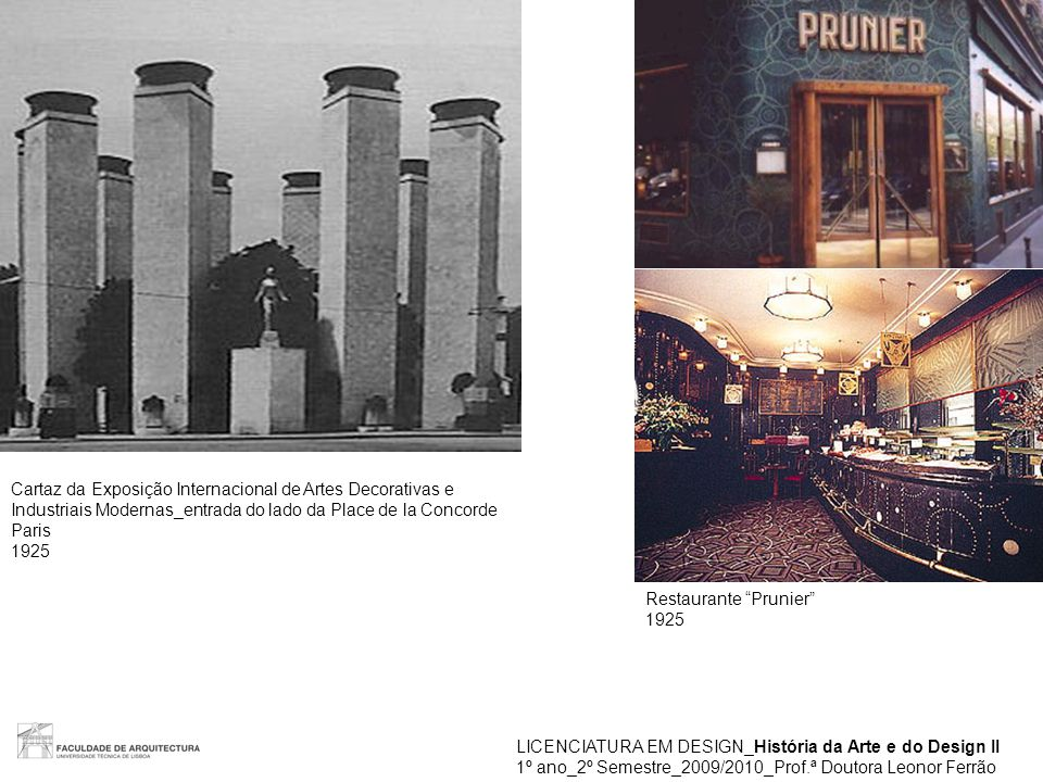 Cartaz da Exposição Internacional de Artes Decorativas e