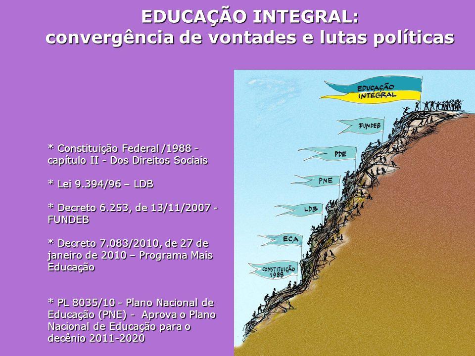 convergência de vontades e lutas políticas