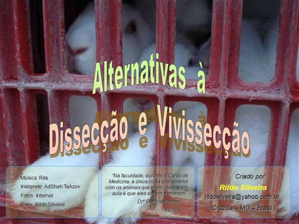 Dissecção e Vivissecção