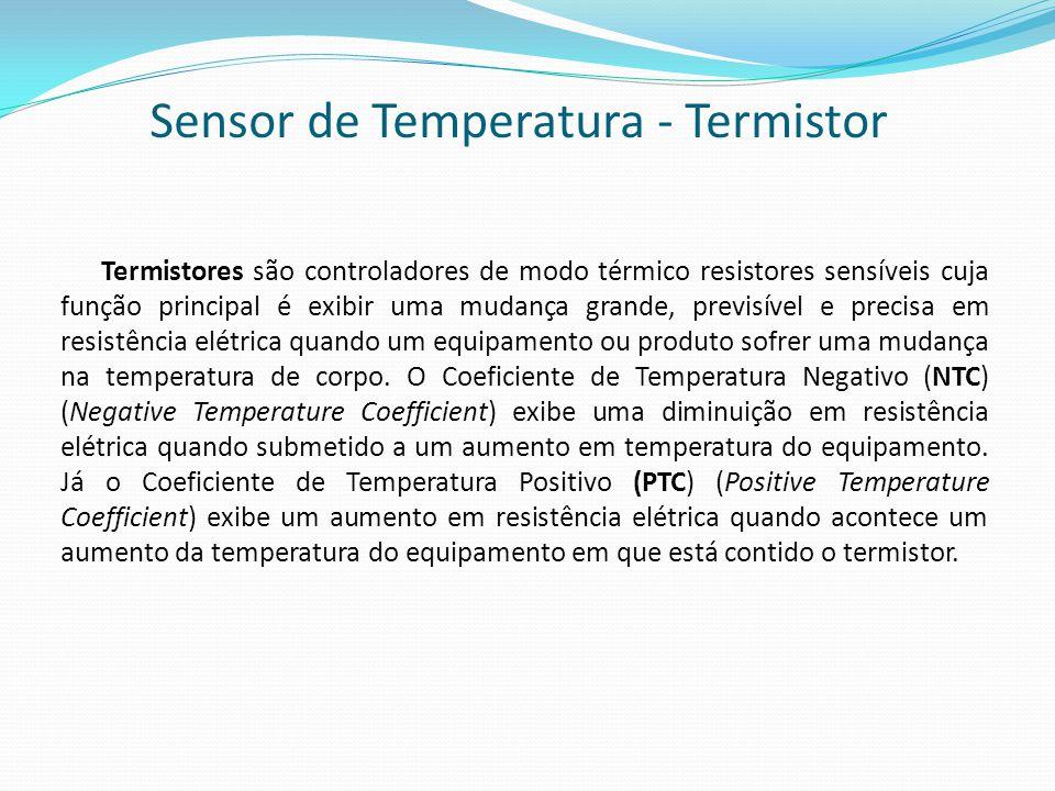 Sensor de Temperatura - Termistor