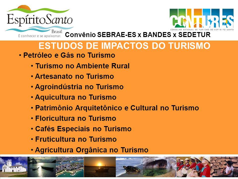 Convênio SEBRAE-ES x BANDES x SEDETUR