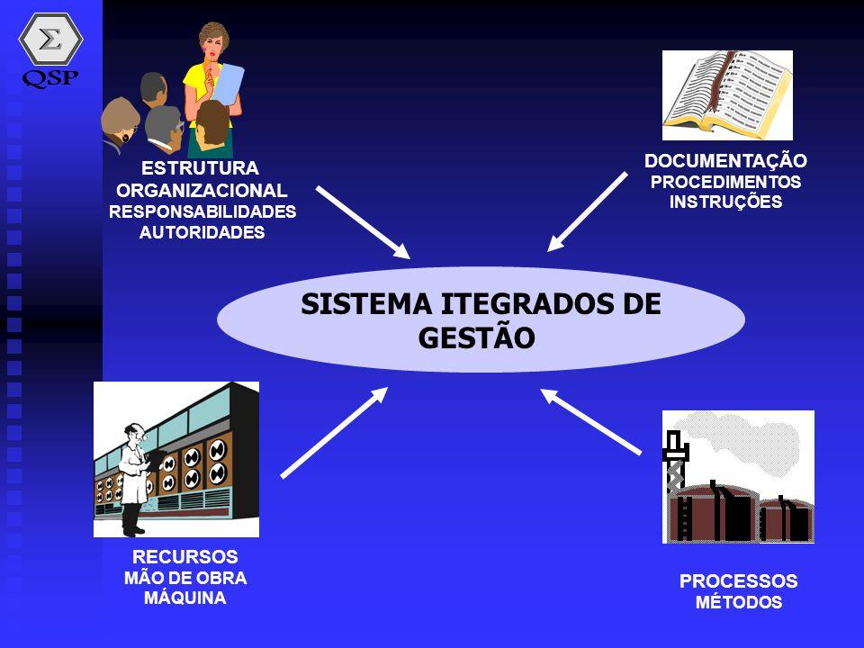 SISTEMA ITEGRADOS DE GESTÃO