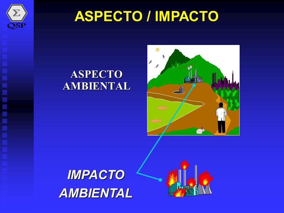 ASPECTO / IMPACTO ASPECTO AMBIENTAL IMPACTO AMBIENTAL GTARALLI