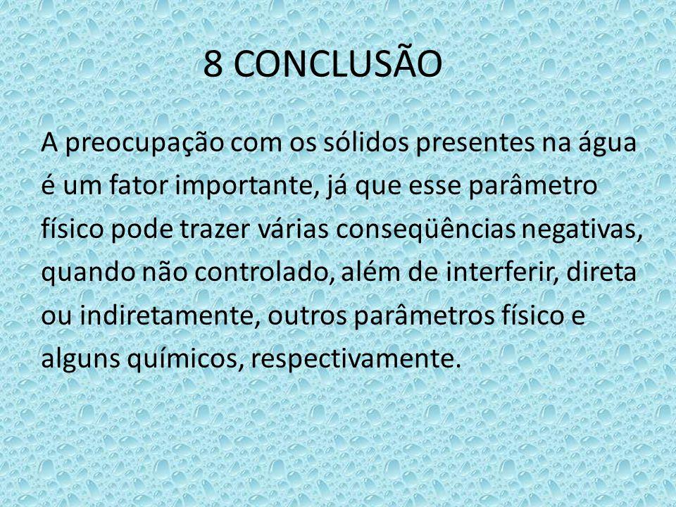 8 CONCLUSÃO