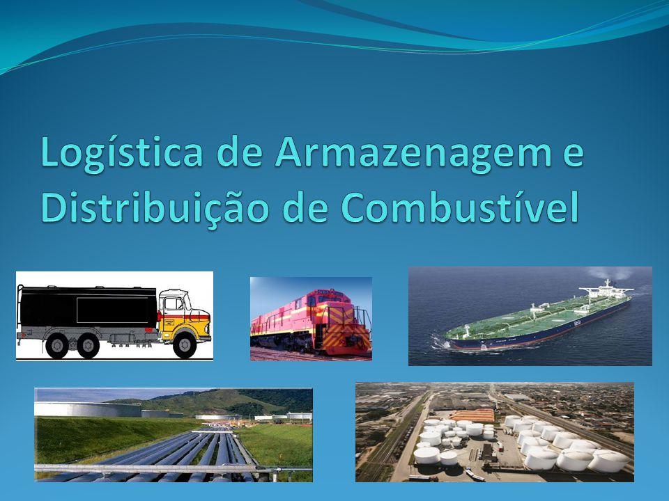 Logística de Armazenagem e Distribuição de Combustível