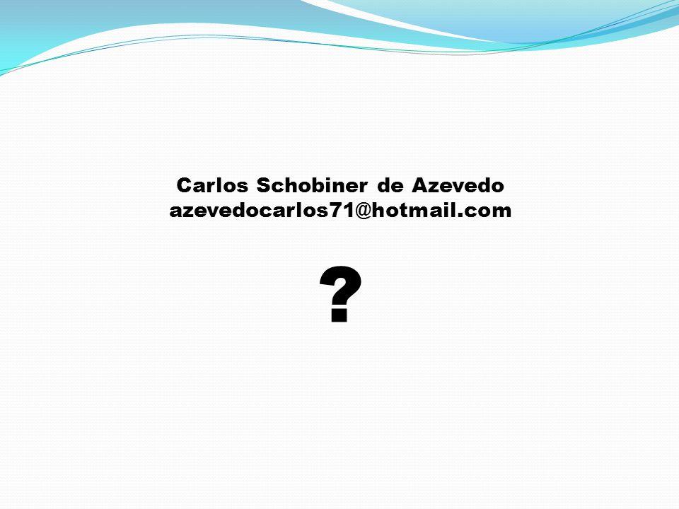 Carlos Schobiner de Azevedo