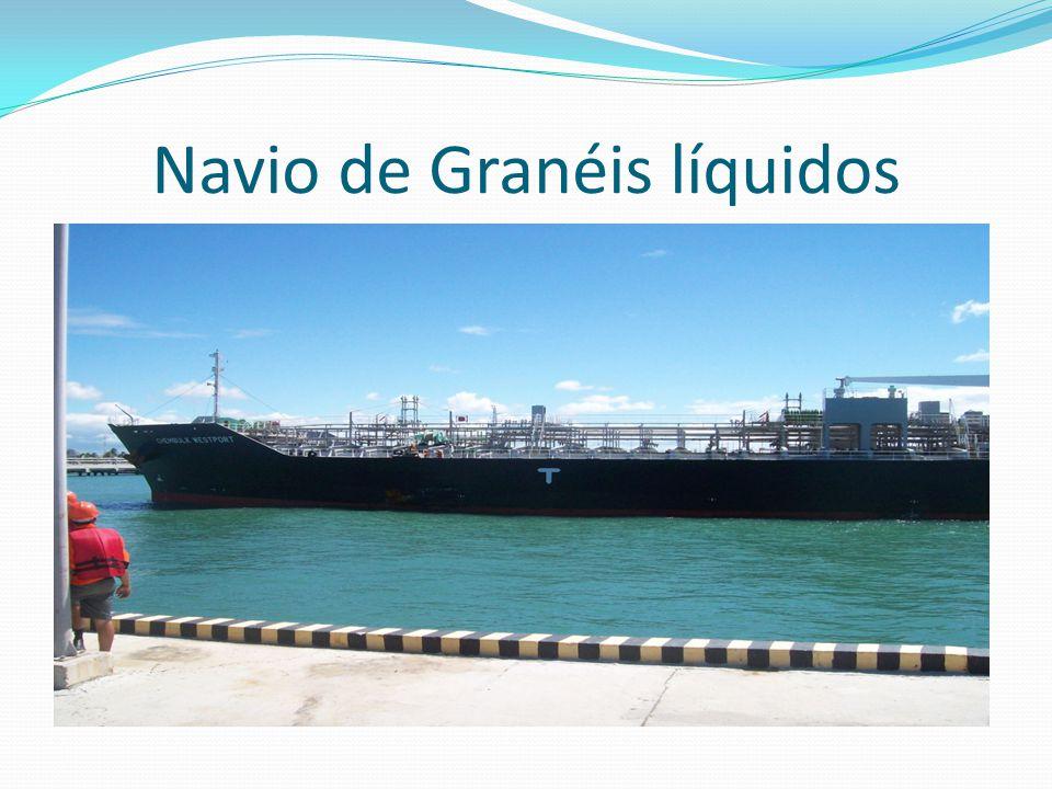Navio de Granéis líquidos