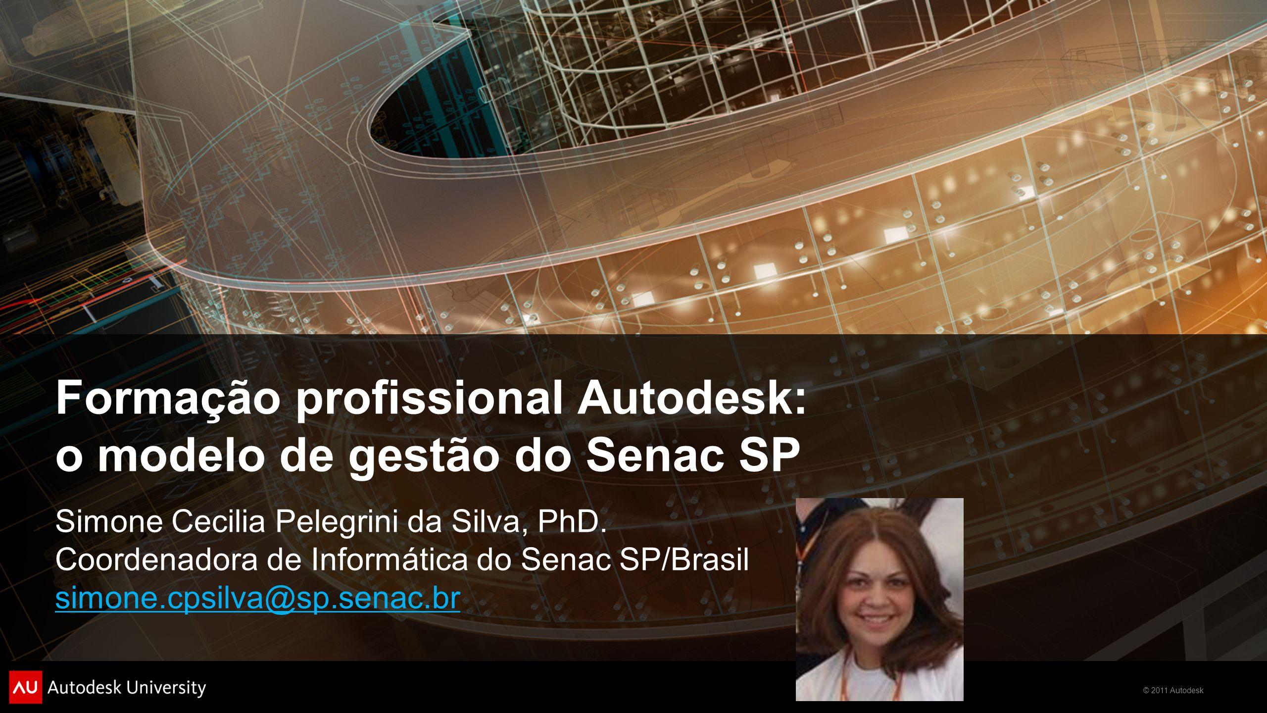 Formação profissional Autodesk: o modelo de gestão do Senac SP