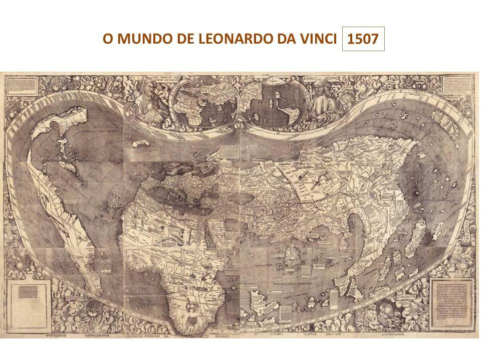 O MUNDO DE LEONARDO DA VINCI