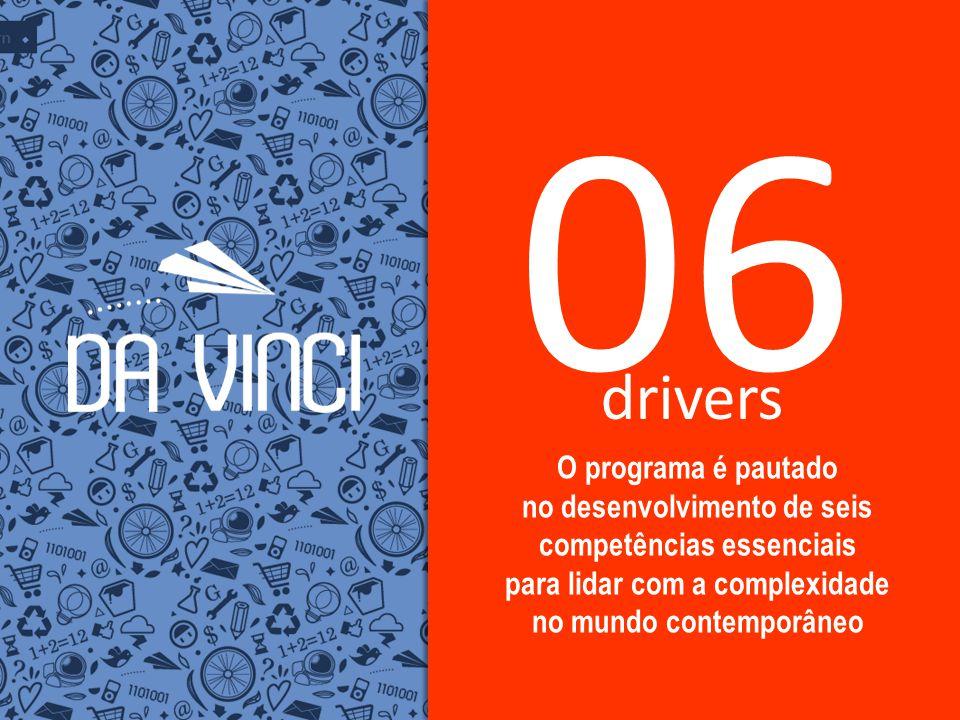 06 drivers O programa é pautado