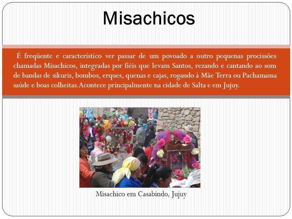 Misachico em Casabindo, Jujuy