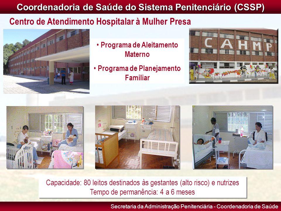 Centro de Atendimento Hospitalar à Mulher Presa