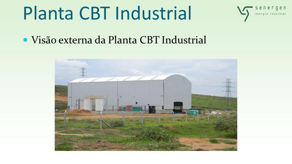 Planta CBT Industrial Visão externa da Planta CBT Industrial