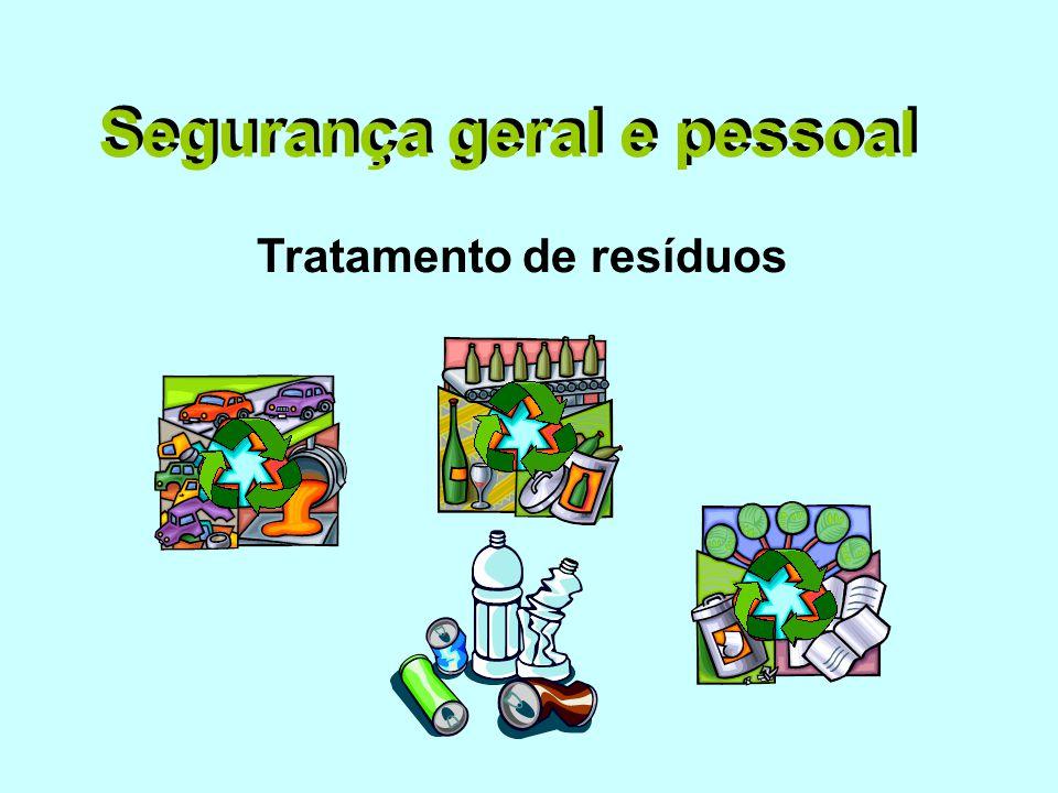 Segurança geral e pessoal