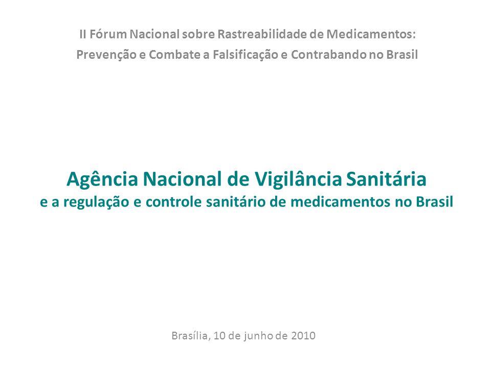 II Fórum Nacional sobre Rastreabilidade de Medicamentos: