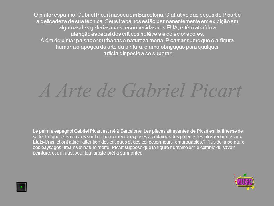 A Arte de Gabriel Picart