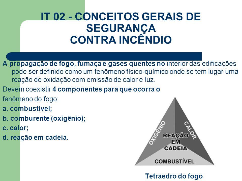 IT 02 - CONCEITOS GERAIS DE SEGURANÇA CONTRA INCÊNDIO
