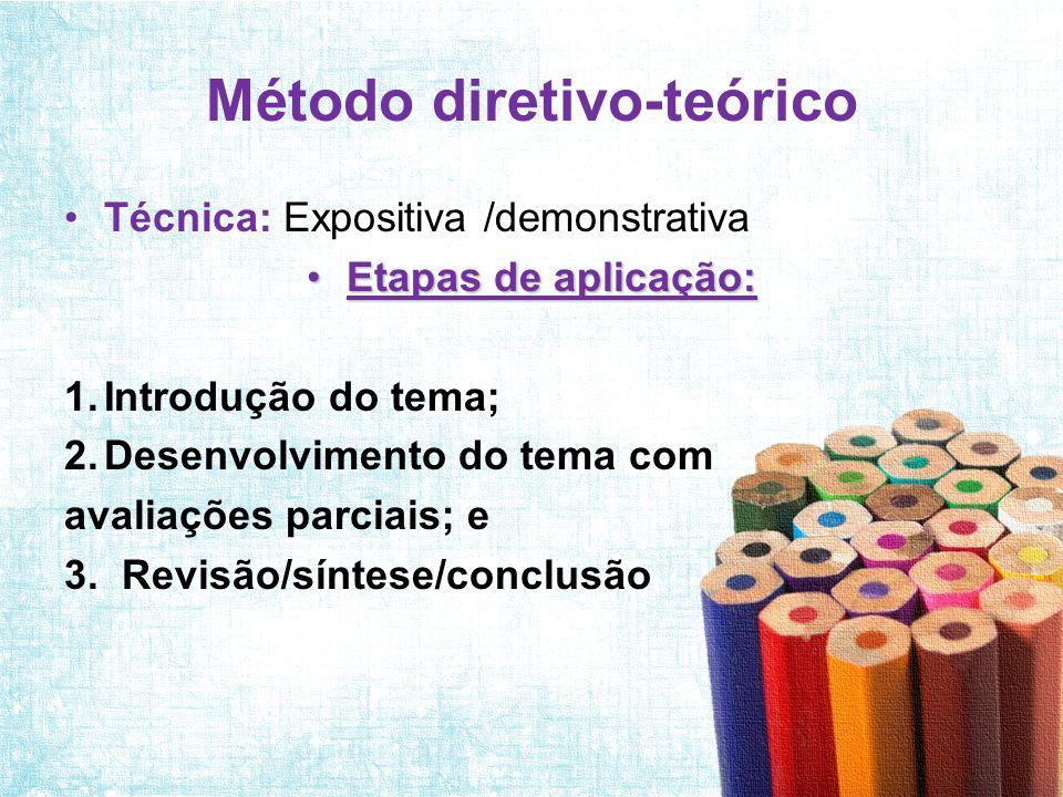 Método diretivo-teórico