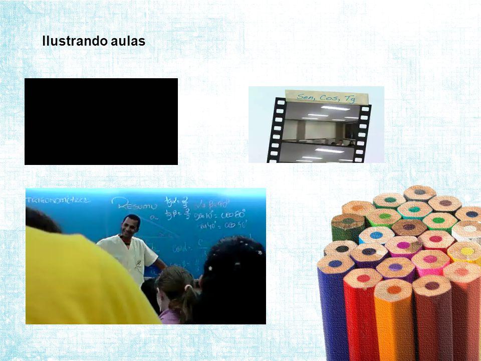 Ilustrando aulas