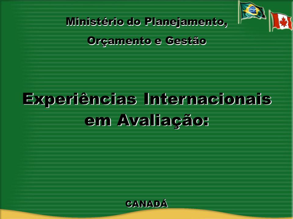 Experiências Internacionais