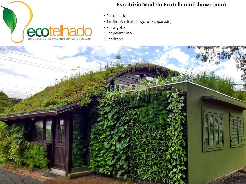Escritório Modelo Ecotelhado (show room)