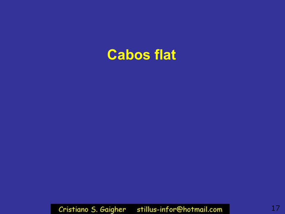 Cabos flat 17
