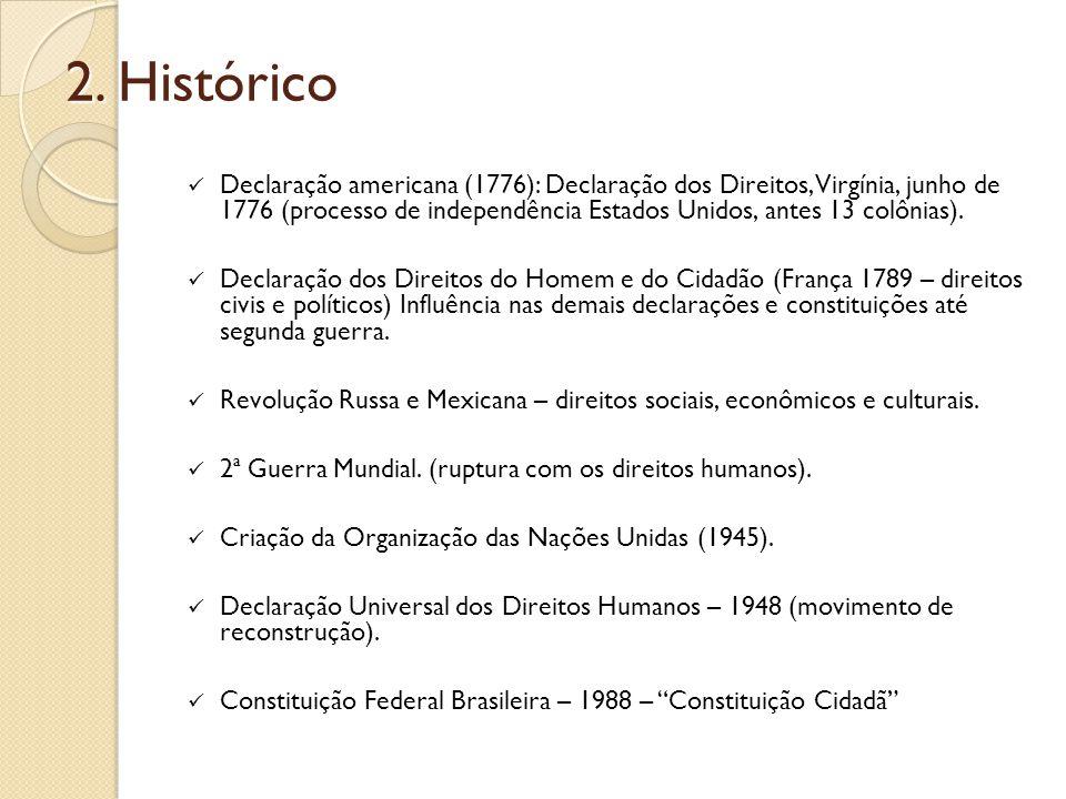 2. Histórico