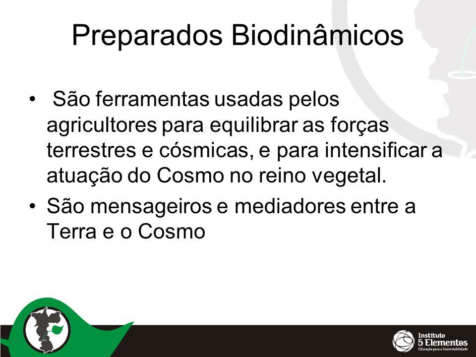 Preparados Biodinâmicos