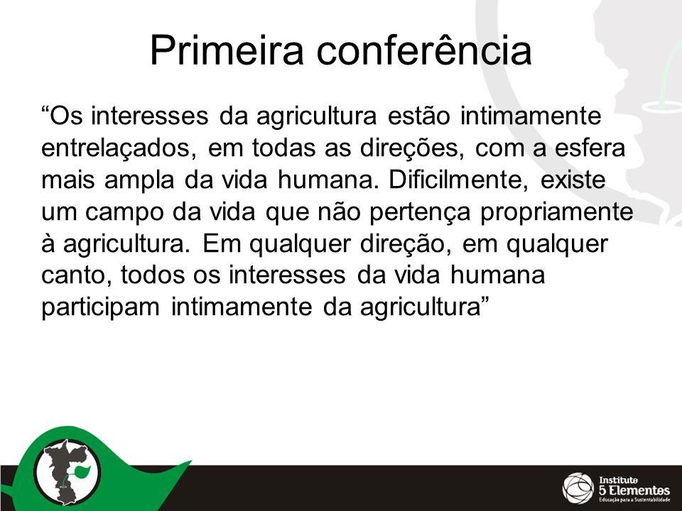 Primeira conferência