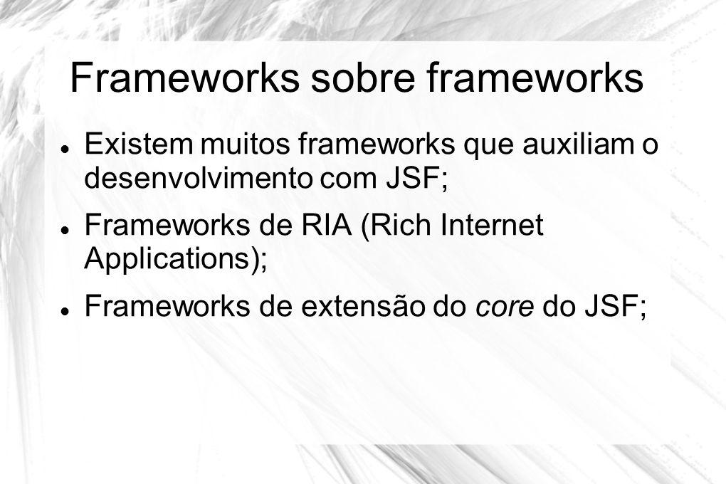 Frameworks sobre frameworks