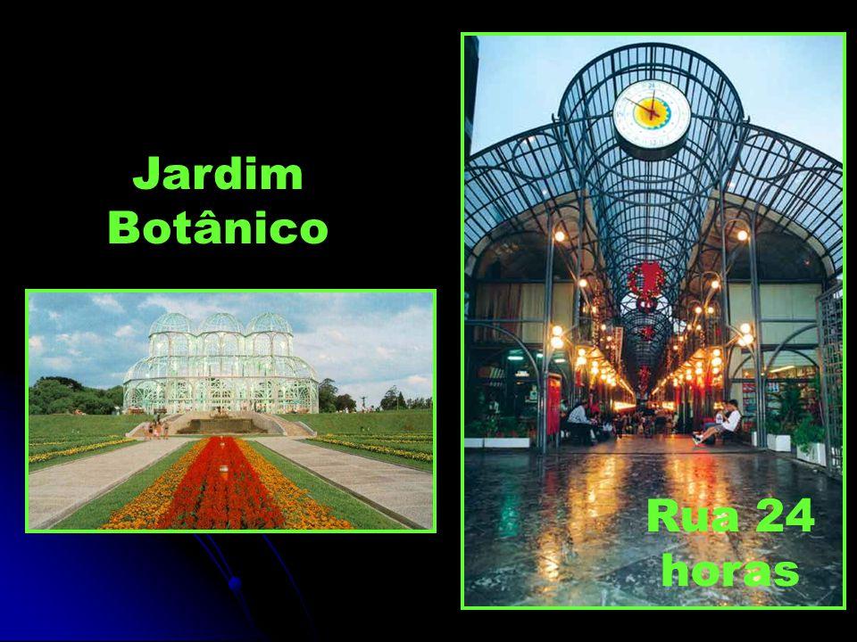 Jardim Botânico Rua 24 horas