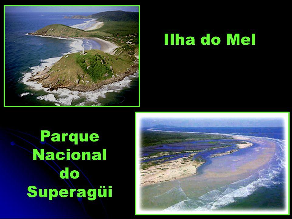 Parque Nacional do Superagüi