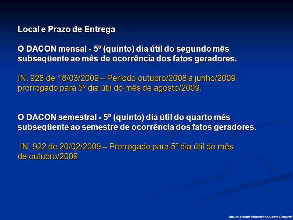 direitos autorais exclusivos de Alberto Gonçalves