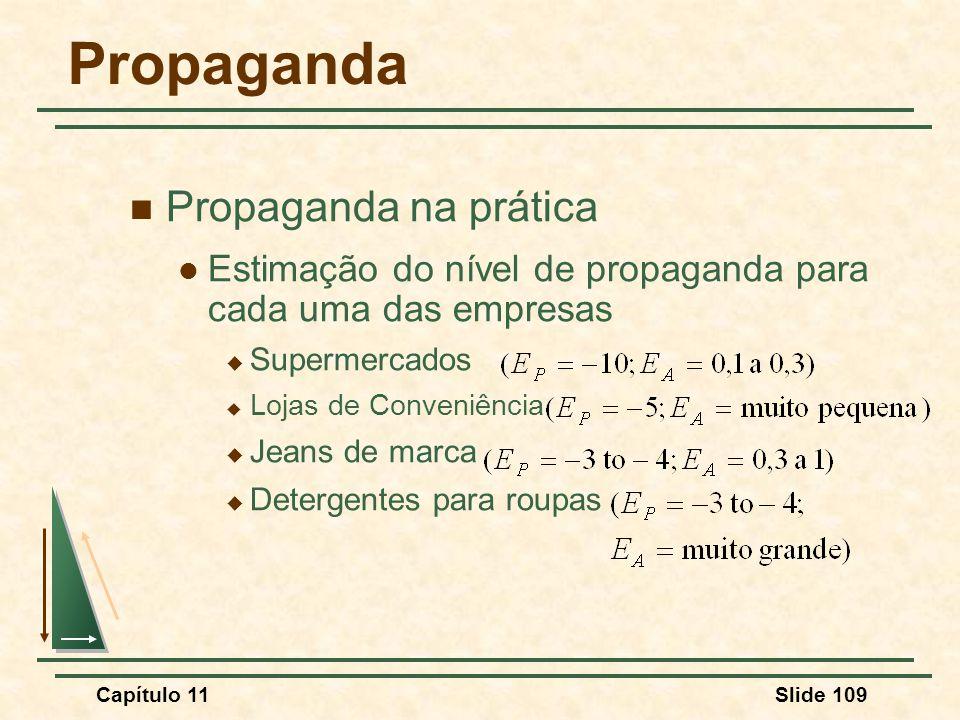 Propaganda Propaganda na prática