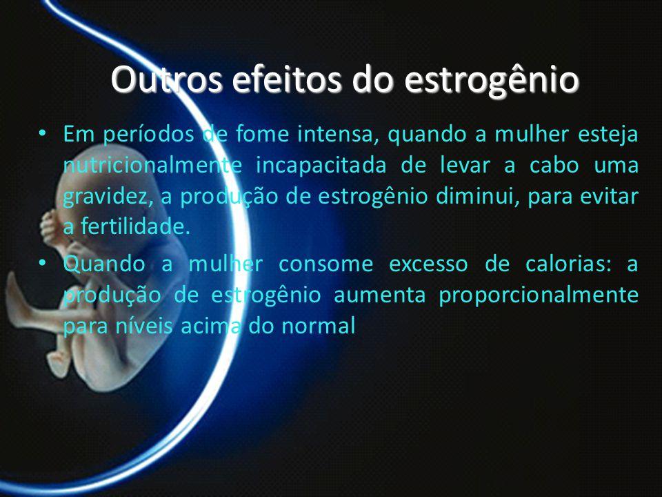 Outros efeitos do estrogênio