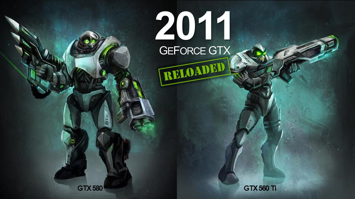 2011 GEFORCE GTX.