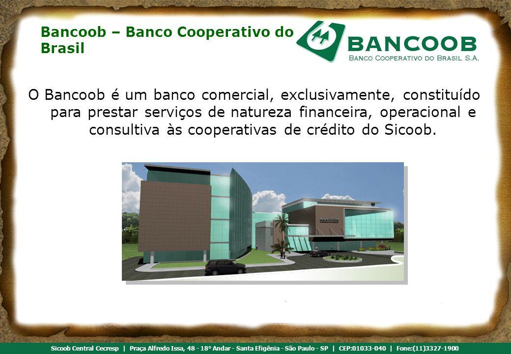 Bancoob – Banco Cooperativo do Brasil