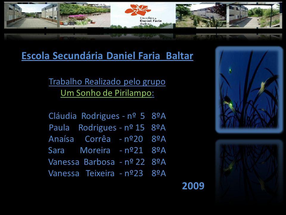 Escola Secundária Daniel Faria Baltar