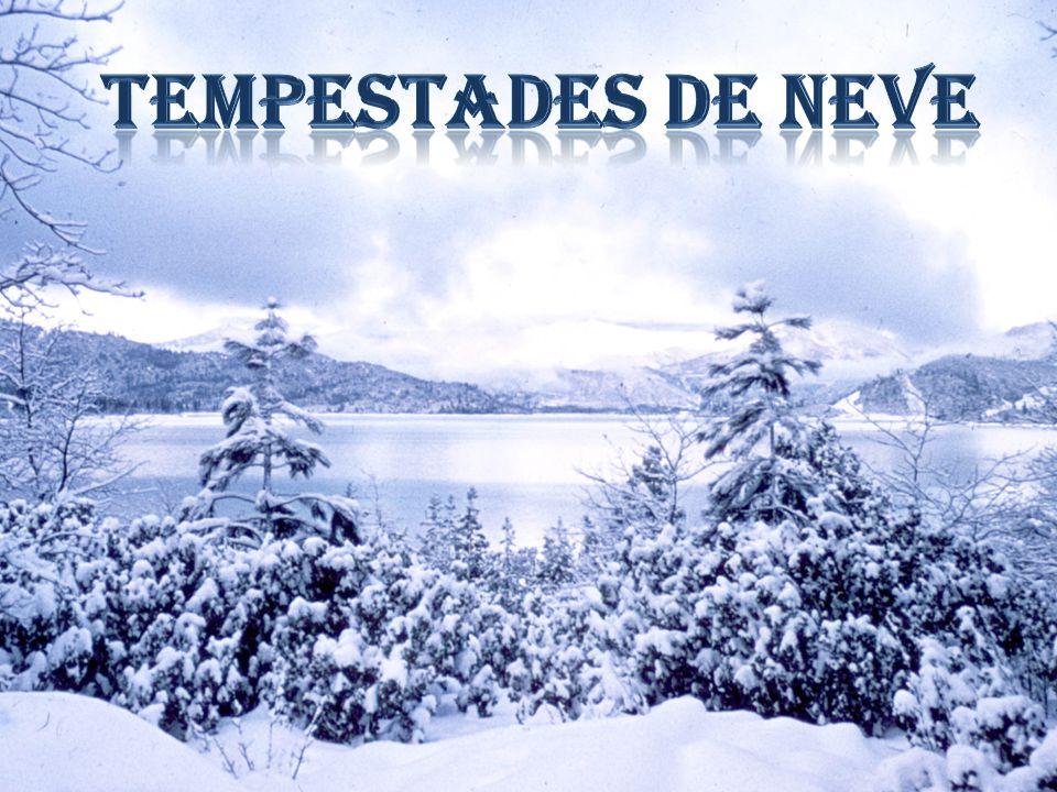 Tempestades de Neve