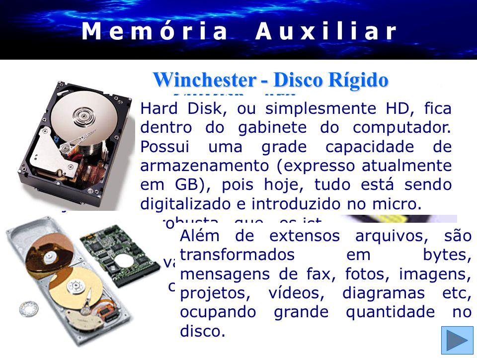 Winchester - Disco Rígido