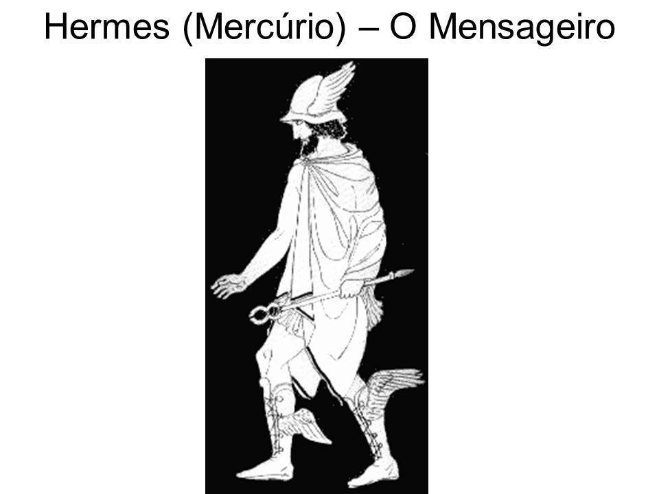 Hermes (Mercúrio) – O Mensageiro