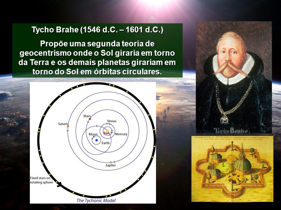 Tycho Brahe (1546 d.C. – 1601 d.C.)