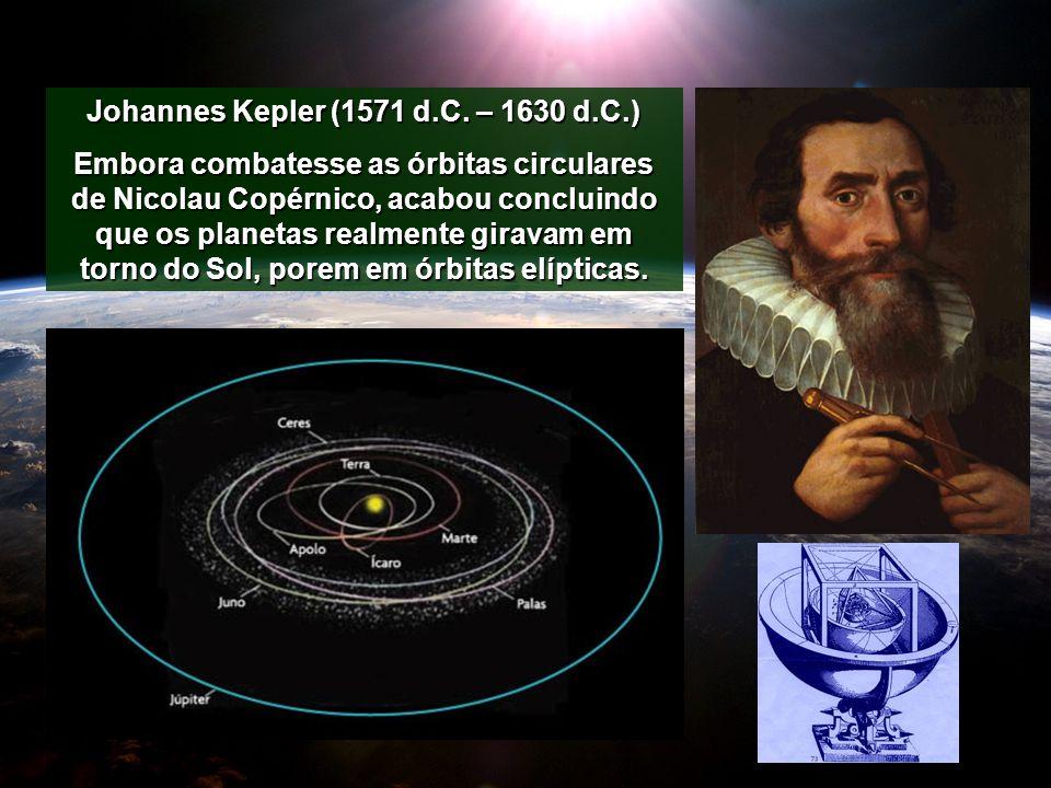 Johannes Kepler (1571 d.C. – 1630 d.C.)