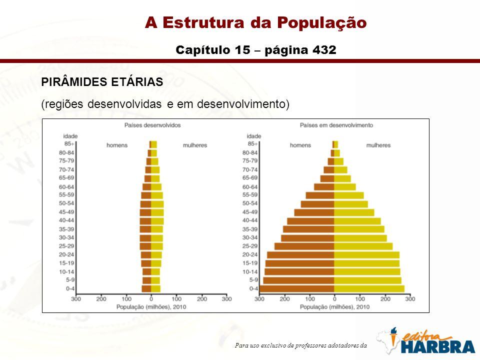 A Estrutura da População
