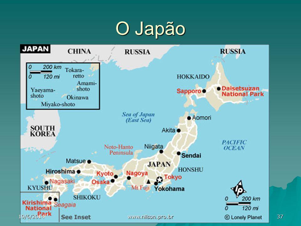 O Japão 02/04/2017 www.nilson.pro.br