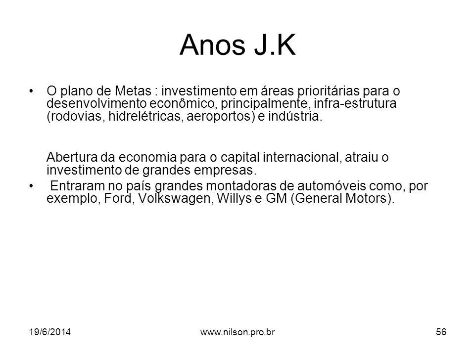 Anos J.K